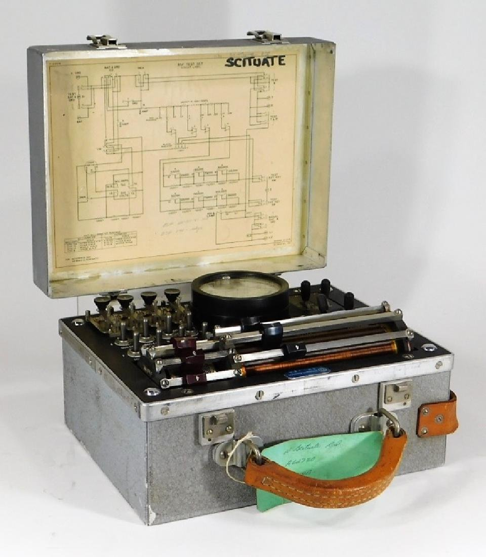 Western Electric 35F Current Flow Test Set