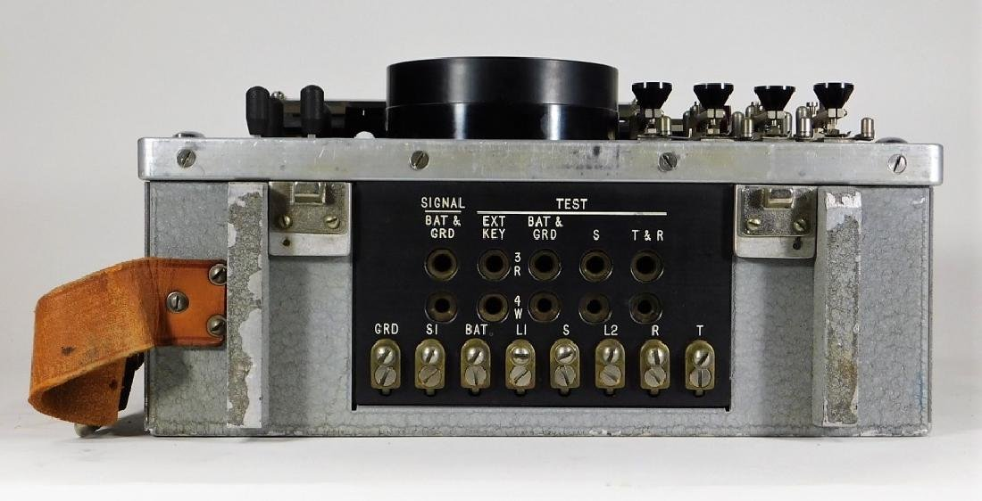 Western Electric 35F Current Flow Test Set - 7