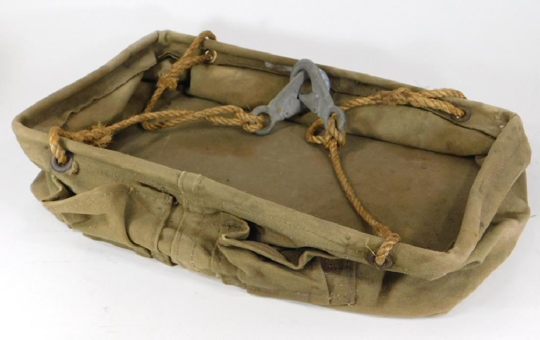 Vintage Bell System B Lineman's Canvas Tool Bag