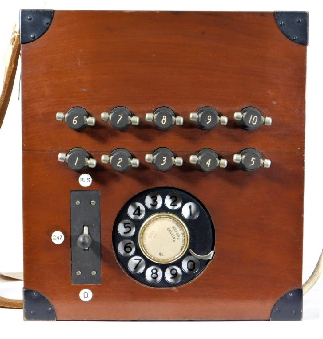 1930 Westerly RI Western Electric Rotary Test Set - 3