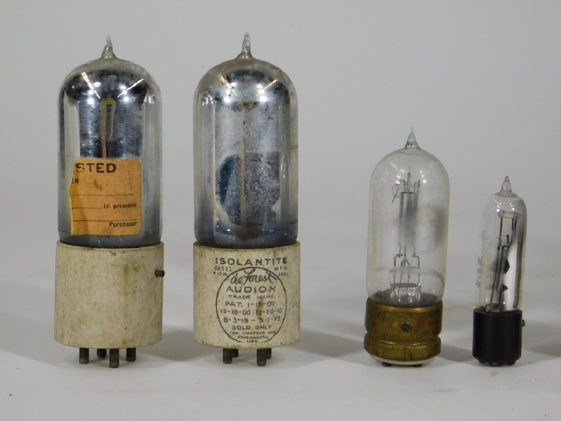 7PC Antique Vacuum Tube 215A 216A VT2 Group - 2