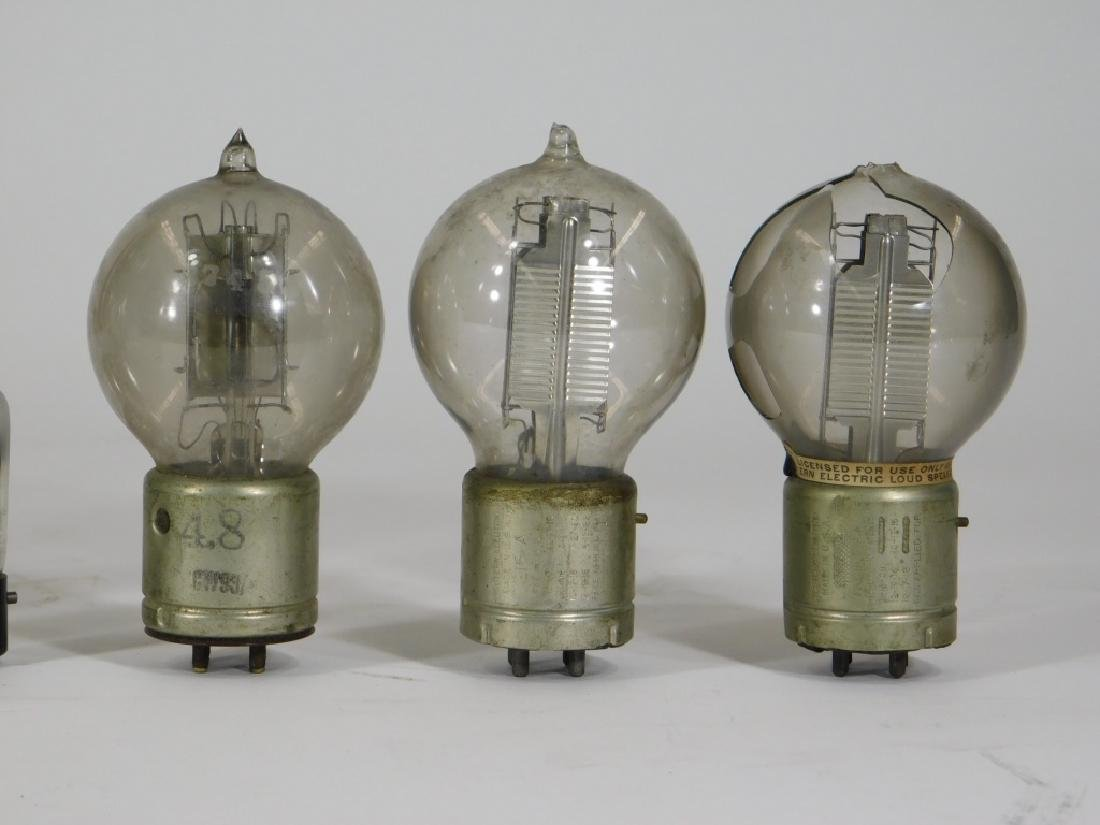 7PC Antique Vacuum Tube 215A 216A VT2 Group - 3
