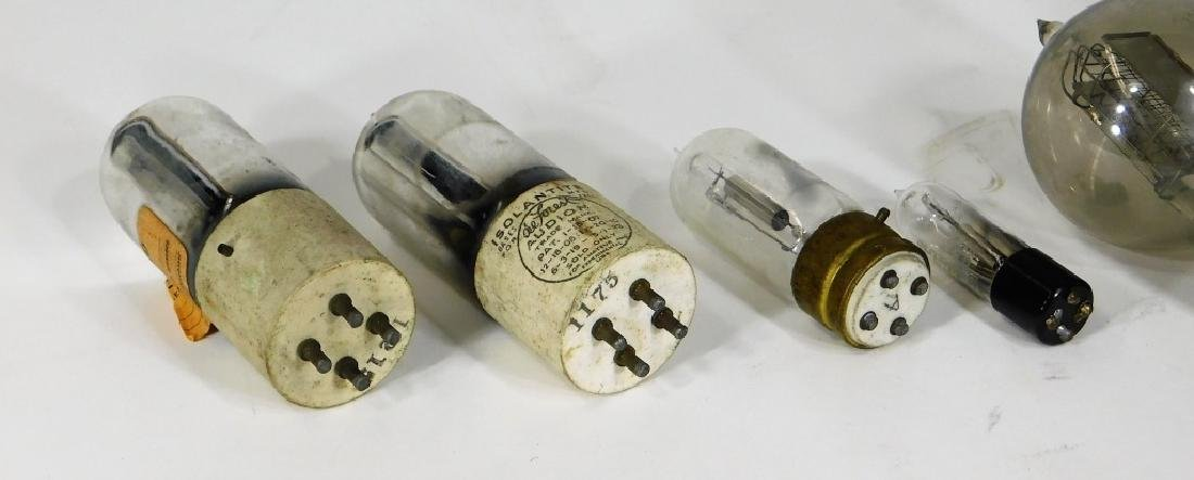 7PC Antique Vacuum Tube 215A 216A VT2 Group - 4