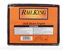 MTH Rail King Lehigh Valley C628 Diesel Engine