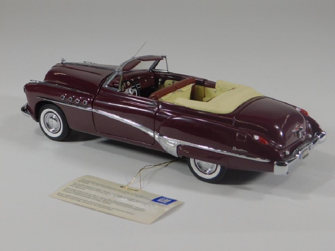 Franklin Mint 1949 Buick Roadmaster Diecast Car - 2