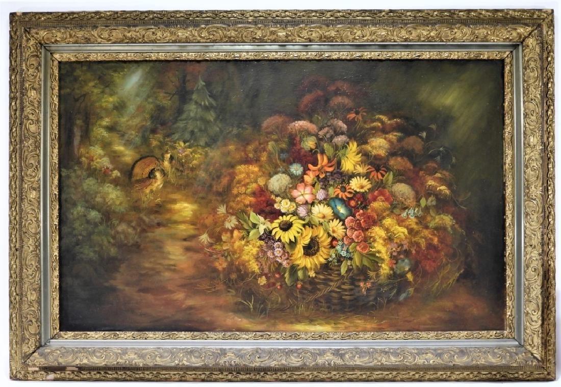 Nancy Diana Gorr Pennsylvania Still Life Painting