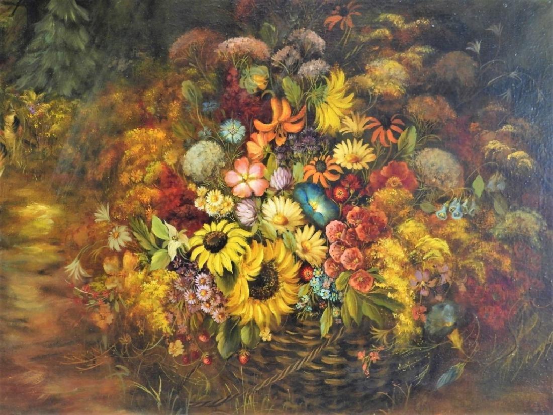 Nancy Diana Gorr Pennsylvania Still Life Painting - 2