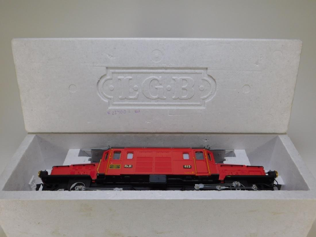LGB Lehmann Gross Bahn G Scale Locomotive