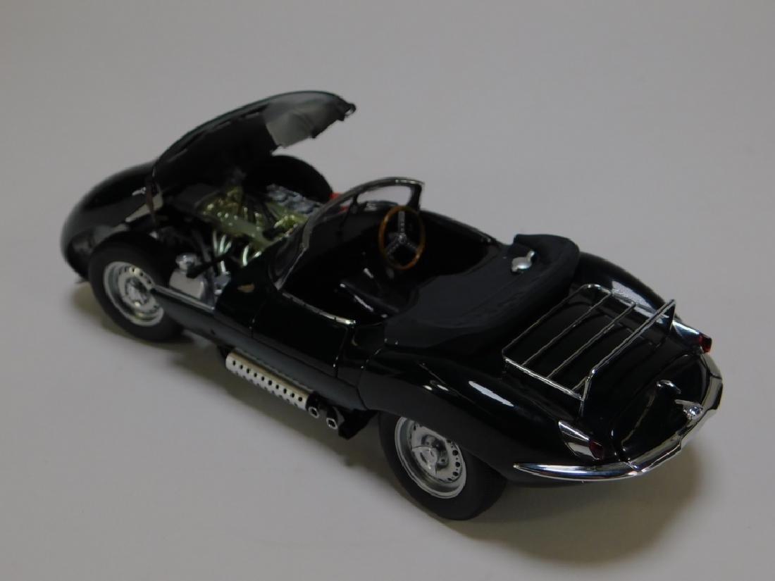 AUTOart 1:18 Steve McQueen Jaguar XKSS Diecast Car - 2