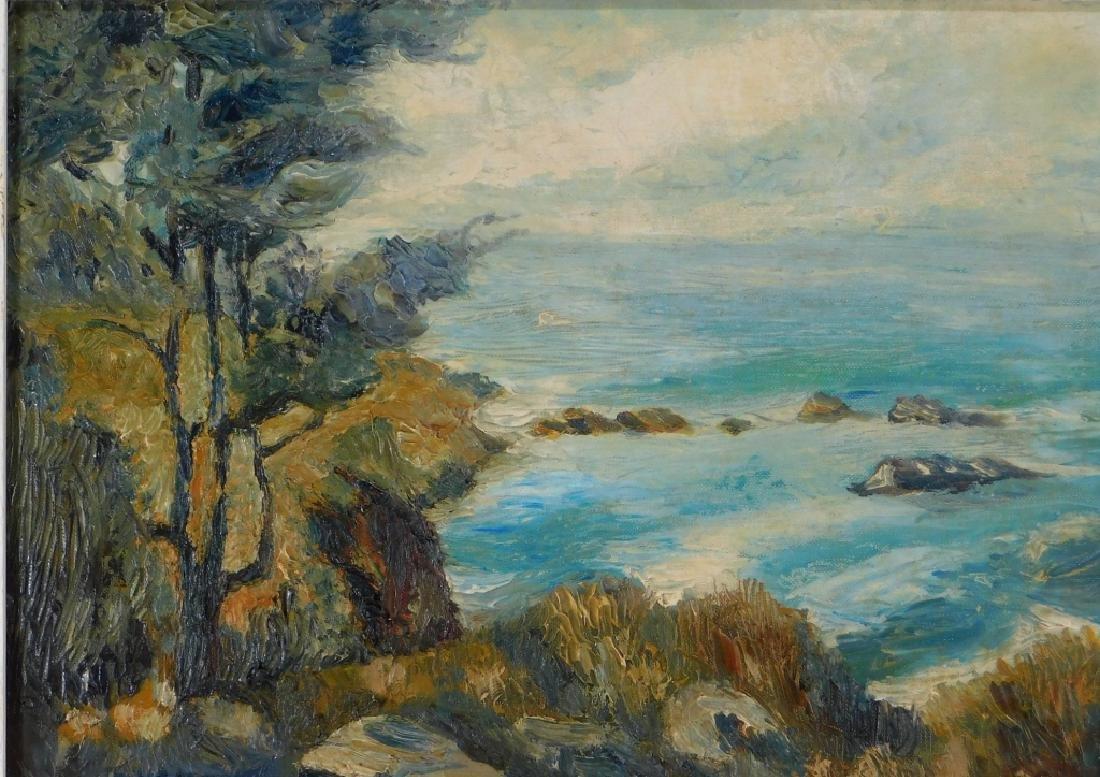 Ejnar Hansen Impressionist California Landscape