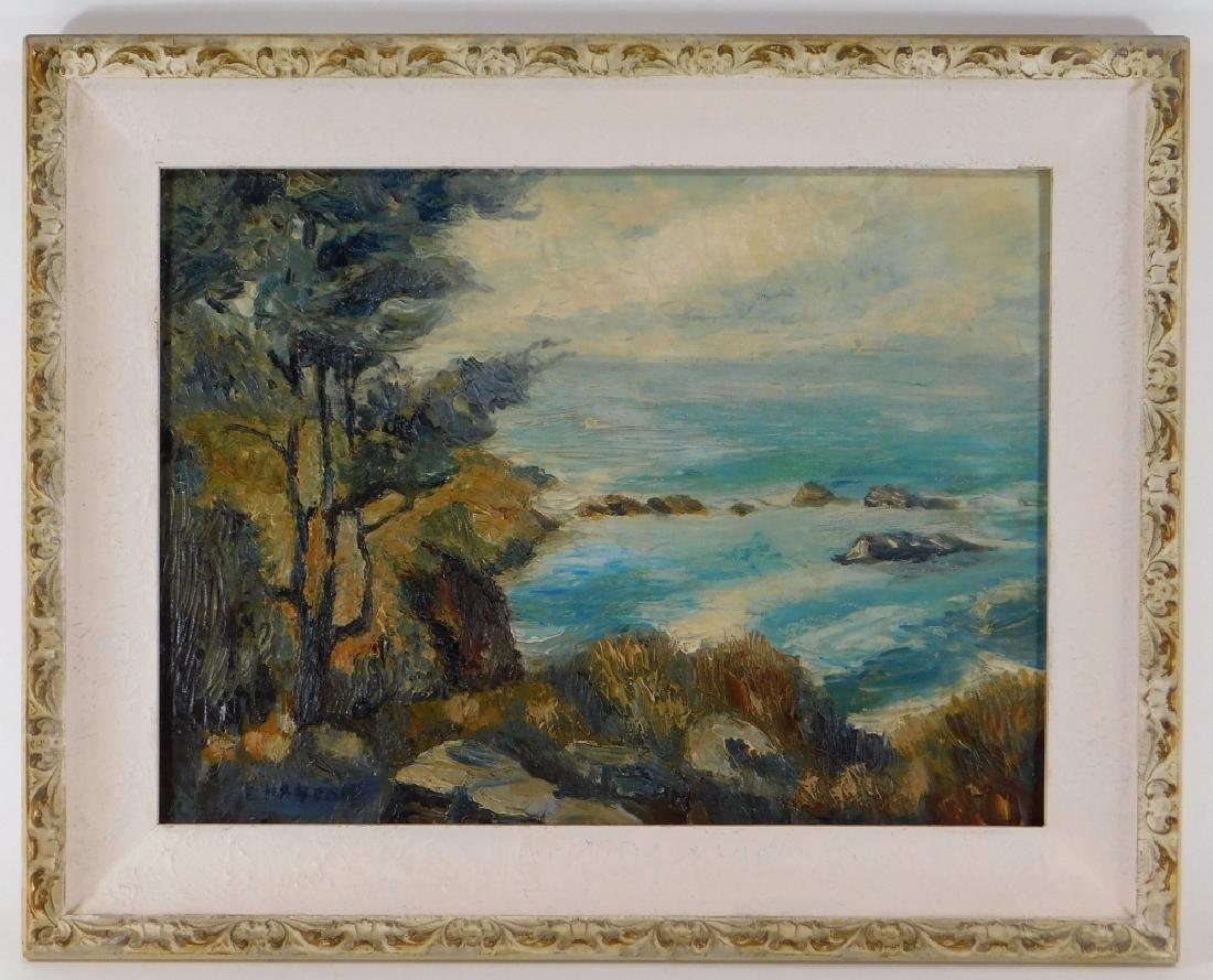 Ejnar Hansen Impressionist California Landscape - 2