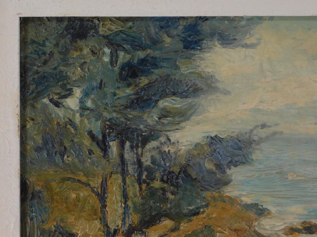 Ejnar Hansen Impressionist California Landscape - 4