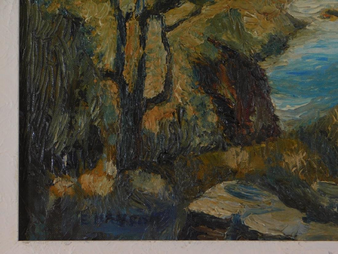 Ejnar Hansen Impressionist California Landscape - 5