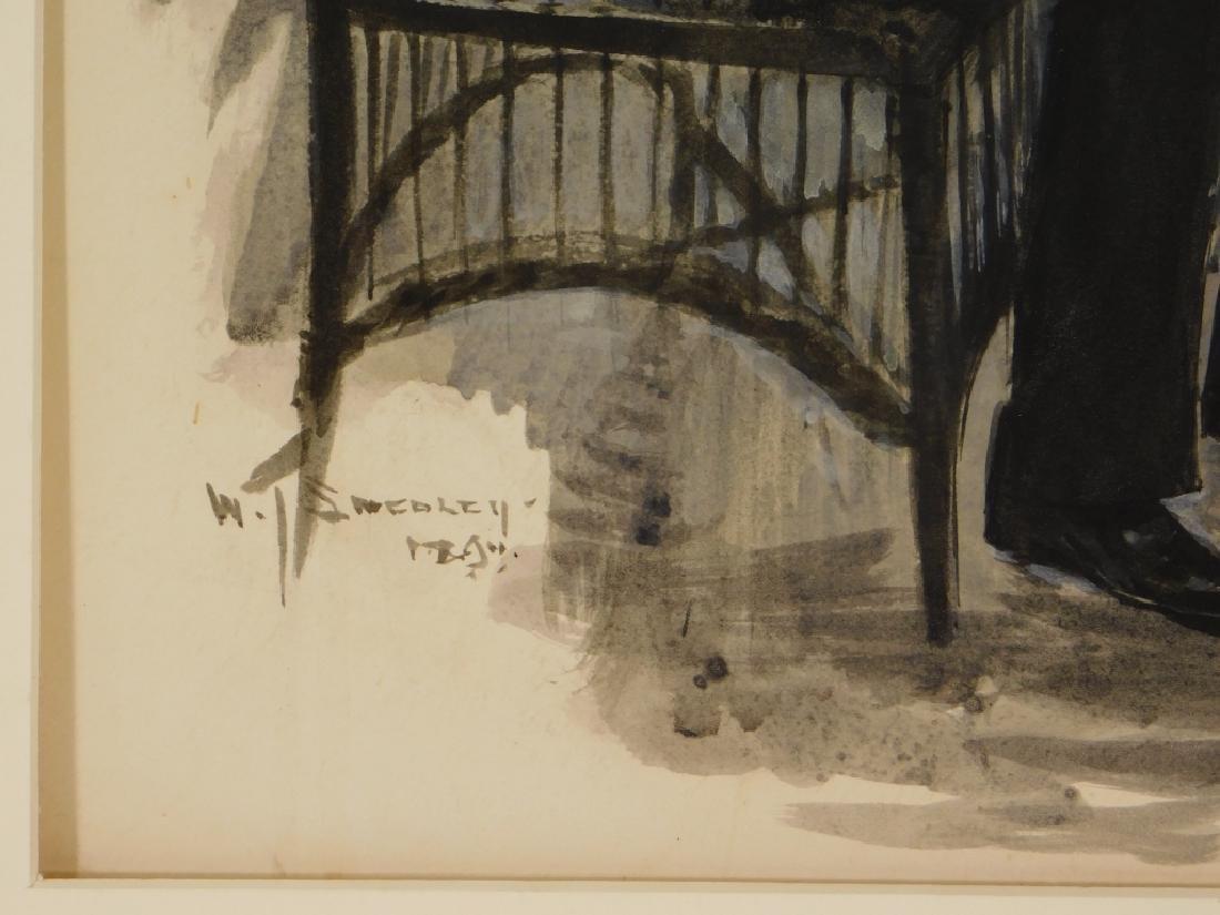 William Smedley Art Nouveau Romantic Illustration - 4