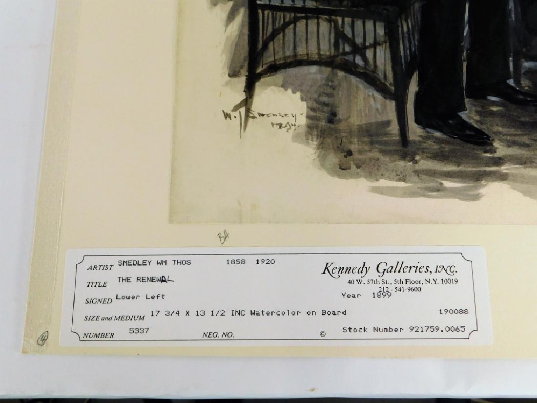 William Smedley Art Nouveau Romantic Illustration - 6