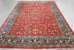 LG Persian Floral Room Size Carpet Rug