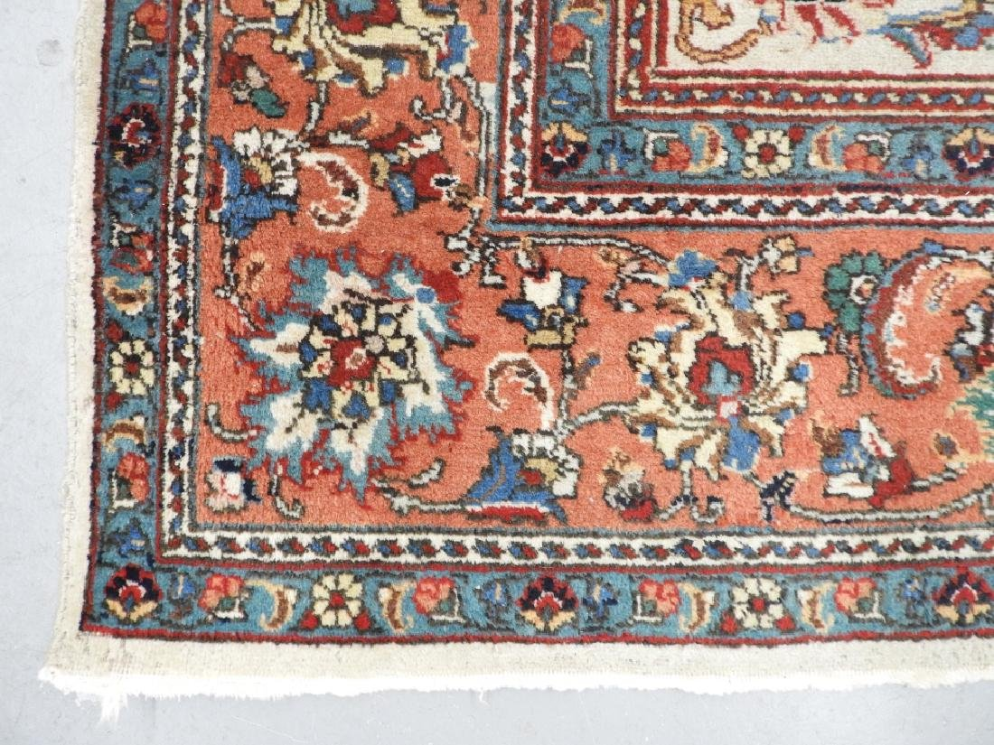 LG Persian Scenic Animal Room Size Carpet Rug - 4