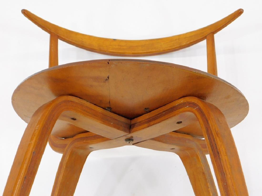 MCM George Nelson Herman Miller Pretzel Chair - 4