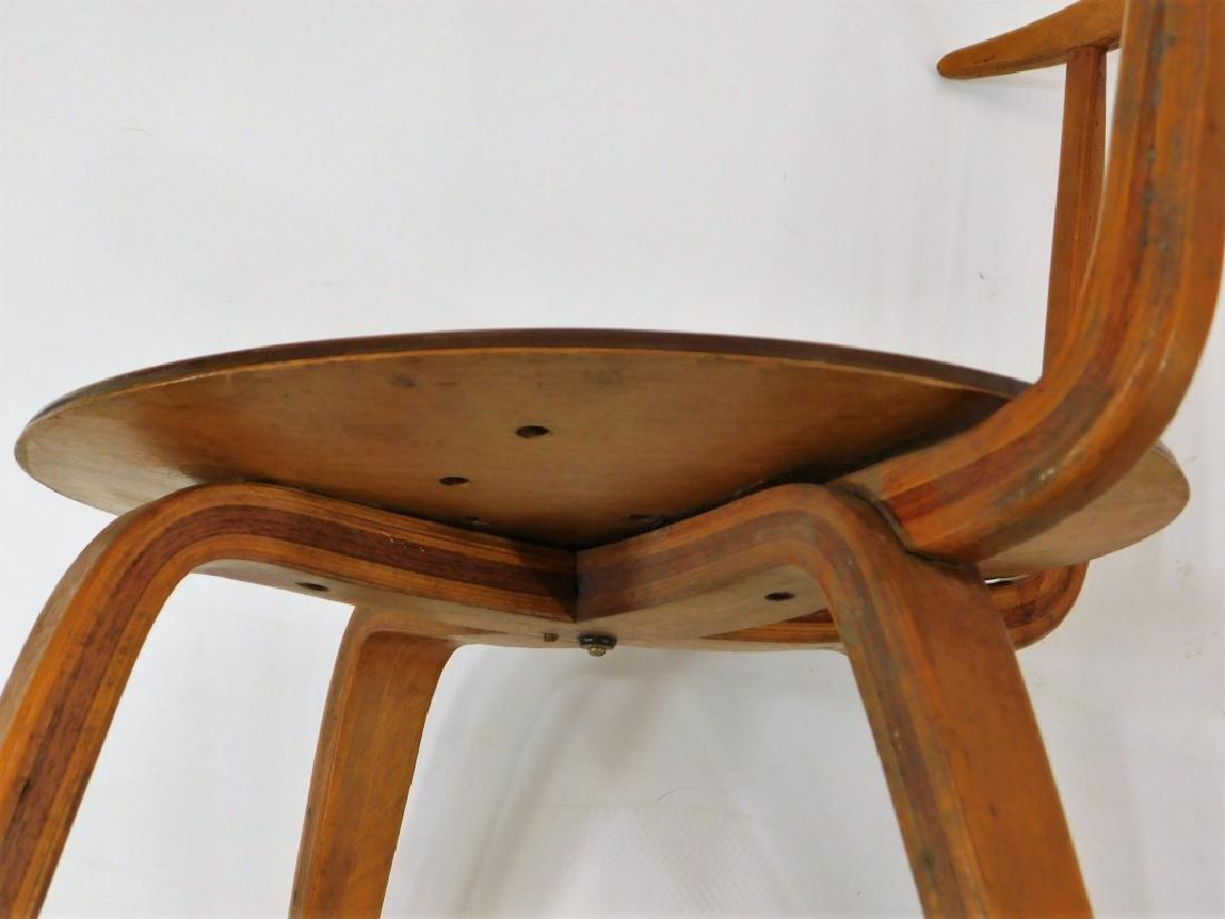 MCM George Nelson Herman Miller Pretzel Chair - 5
