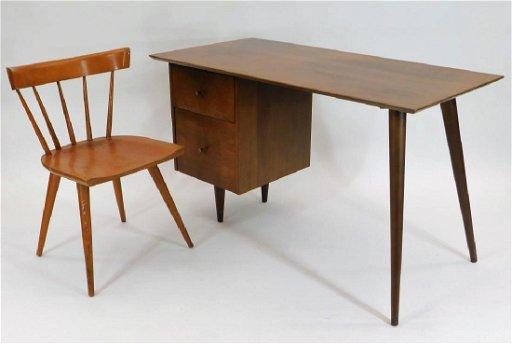 Mcm Paul Mccobb For Planner Group Desk Chair