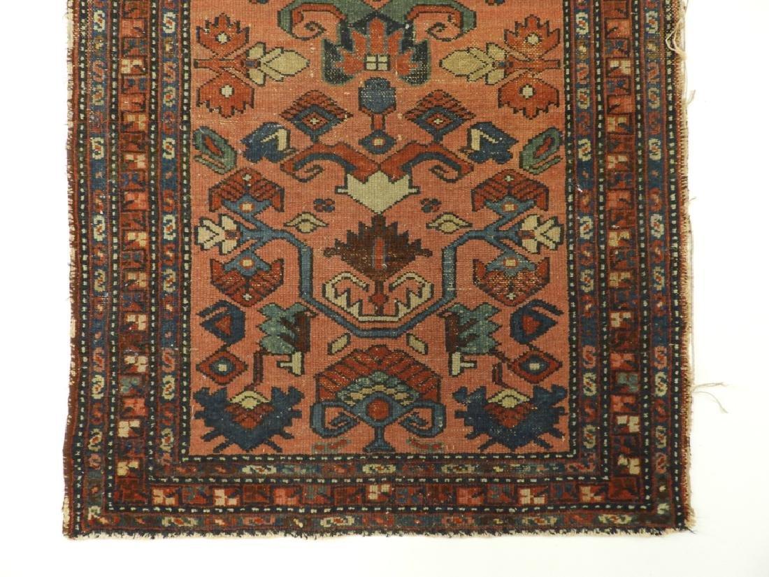 C.1900 Persian Oriental Lilihan Sarouk Carpet Rug - 2