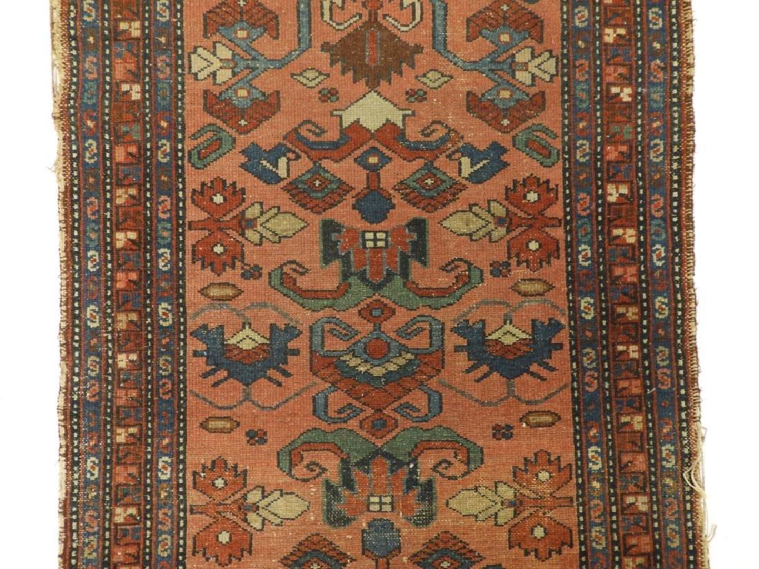 C.1900 Persian Oriental Lilihan Sarouk Carpet Rug - 3