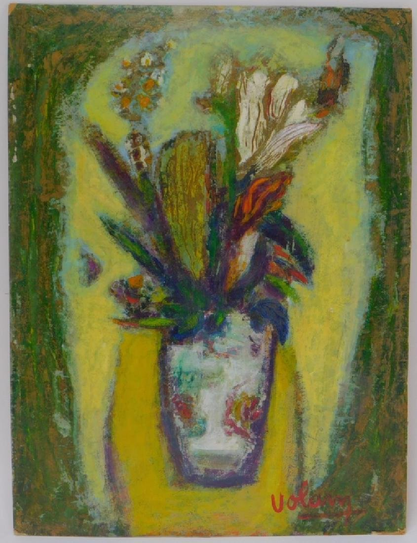 Jean Volang Post Impressionist Still Life Painting