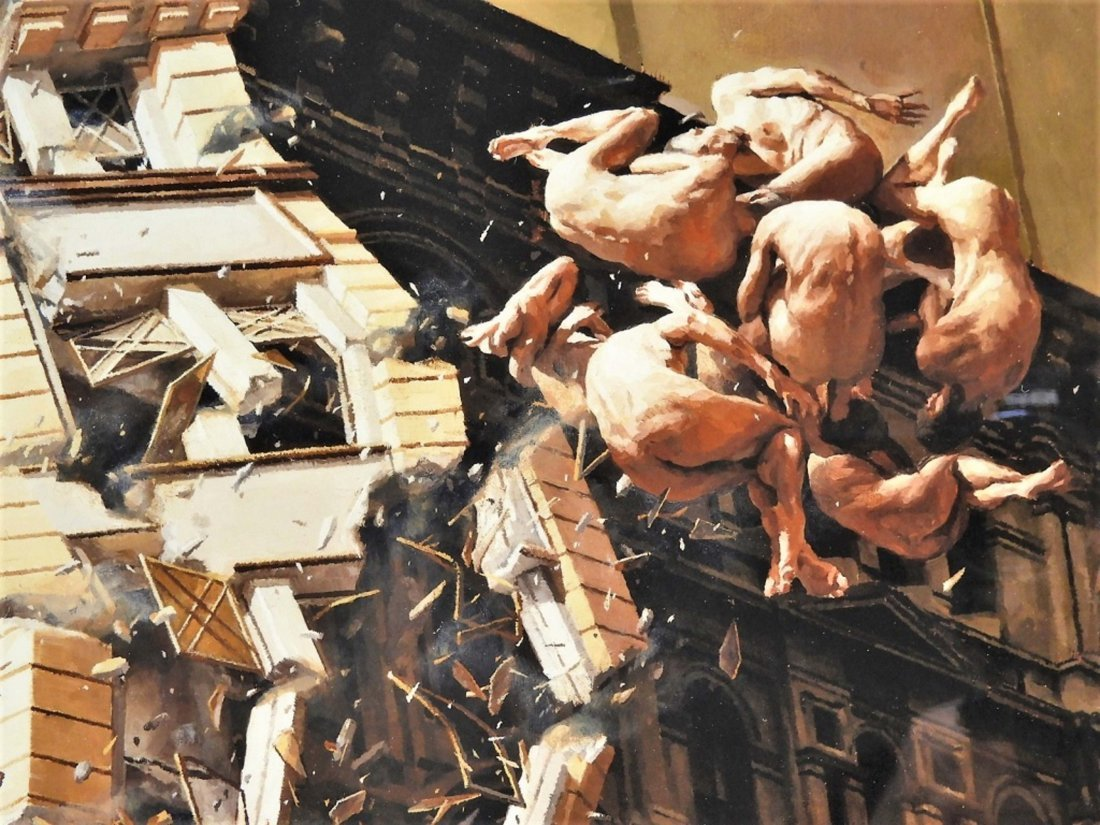 Jeremy Geddes Pale Memory Giclee Print 92/100 - 3