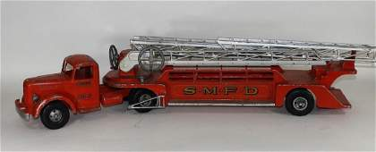 Smitty Smith Miller No. 3 Arial Ladder Fire Truck