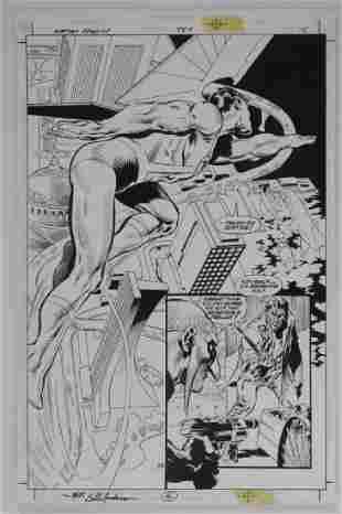 Tom Grindberg Bill Anderson Action Comics #757 Art