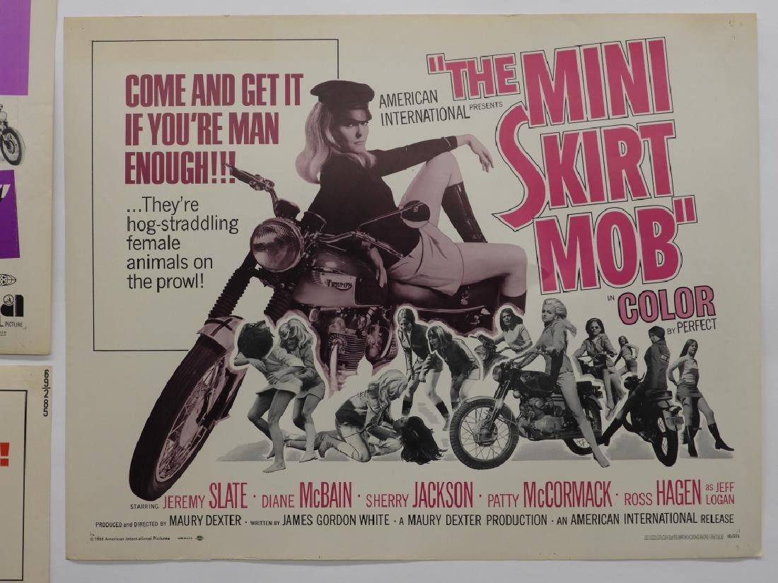 4 Hell's Angels Motorcycle Club Movie Posters - 9