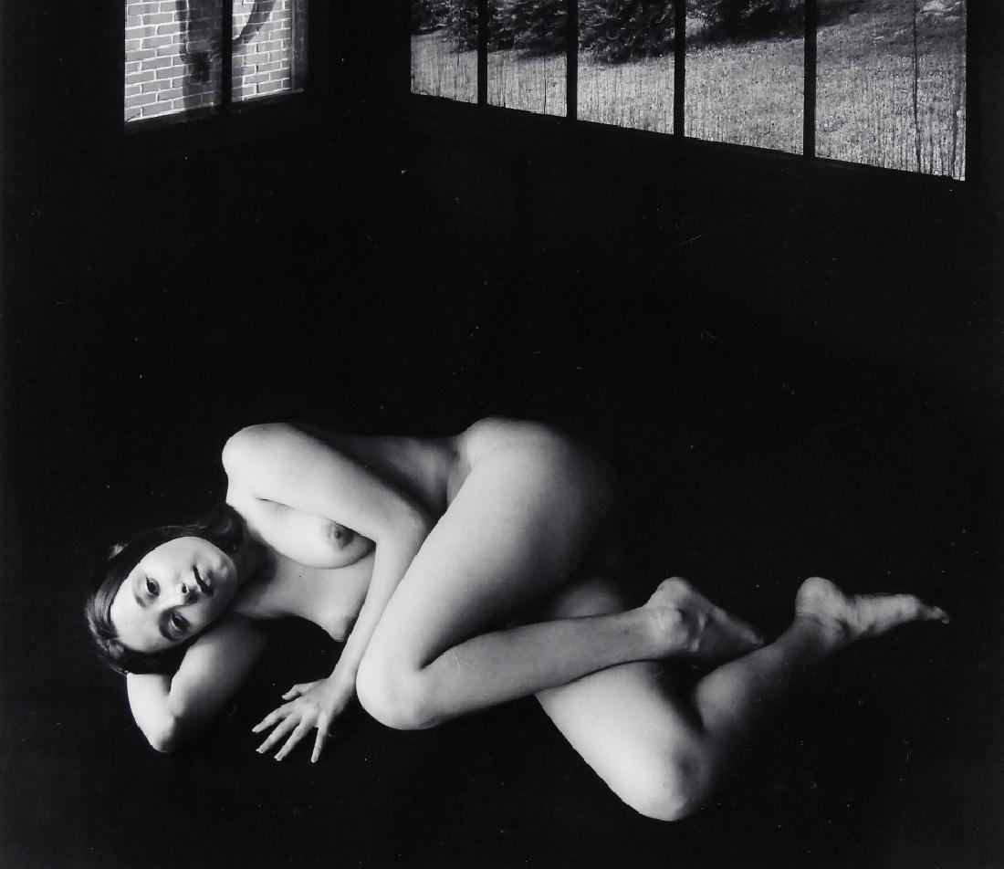 Jerry Norman Uelsmann Surrealist Nude Photograph - 3