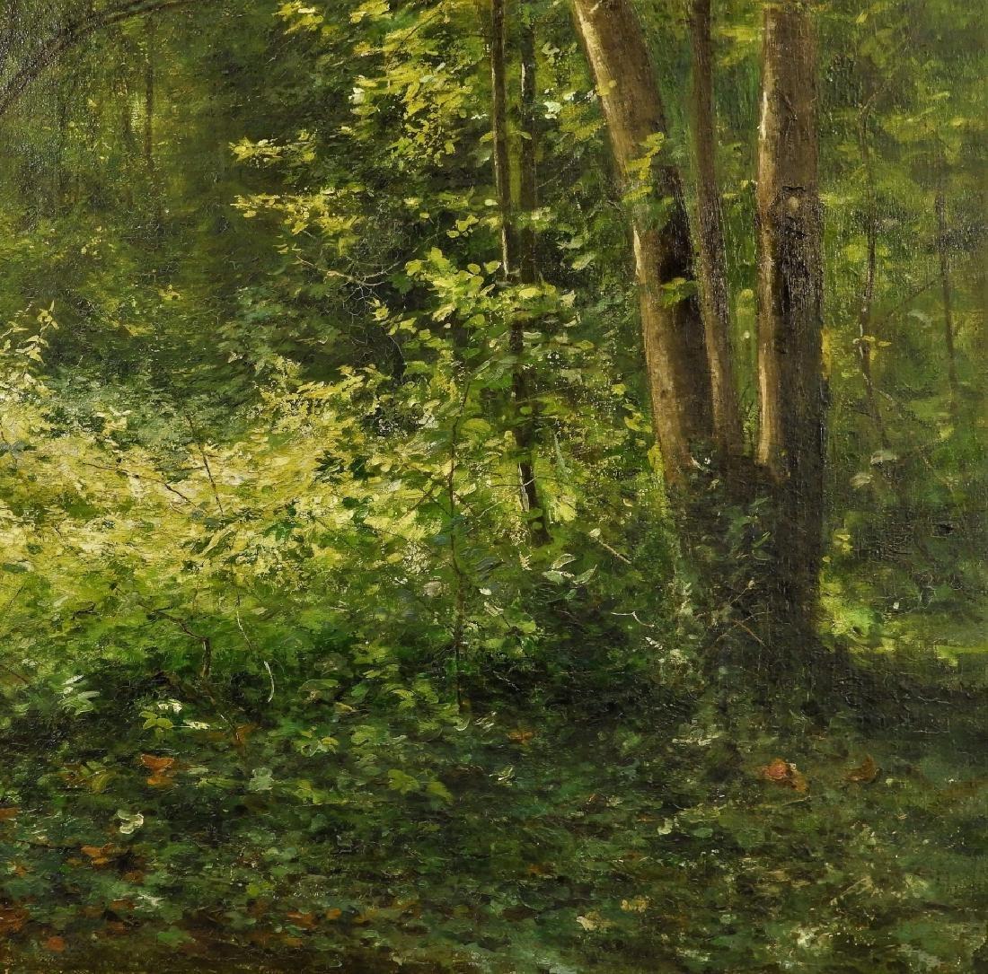 LG Rene Fath Maisons-Laffitte Landscape Painting - 6