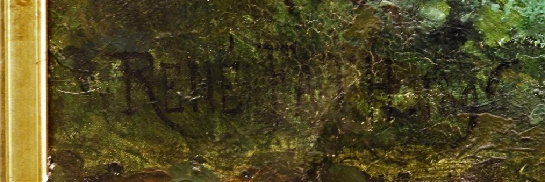 LG Rene Fath Maisons-Laffitte Landscape Painting - 7