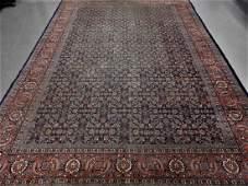 Persian Oriental Room Size Floral Carpet Rug