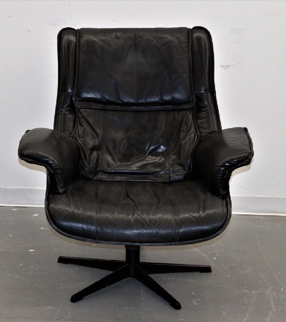 C.1960 Herman Miller Eames Style Lounge Chair - 2