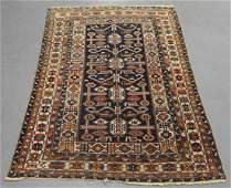 Caucasian Perpedil Wool Carpet Rug