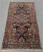 Persian Middle Eastern Wool Carpet Rug Runner
