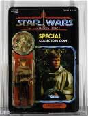 1984 Star Wars POTF Luke Skywalker Poncho CAS 80+