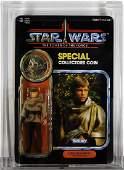 1984 Star Wars POTF Luke Skywalker Figure CAS 85+