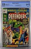 Marvel Comics Marvel Feature 1 CBCS 75