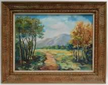 Louis Jack OC Impressionist Landscape Painting