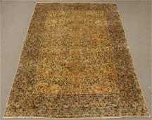 Persian Kerman Wool Room Size Carpet Rug