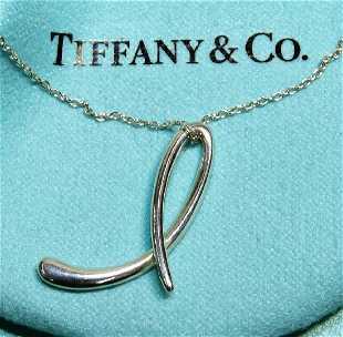 4cec5cdfe TIFFANY & CO STERLING JOCKEY FIGURAL LETTER OPENER