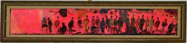 Pascal Cucaro Contemporary Figurative Painting