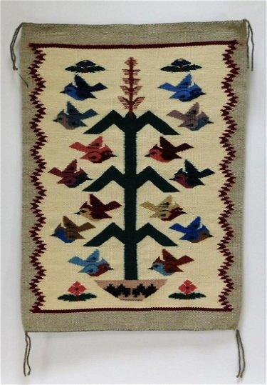 Navajo Native American Tree Of Life