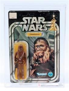 1978 Kenner Star Wars 12 Back B Chewbacca CAS 60