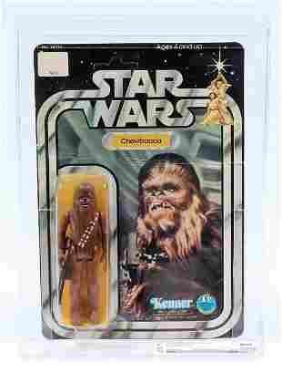978 Kenner Star Wars 12 Back B Chewbacca CAS 60