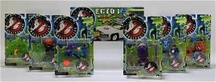 7PC Trendmasters Extreme Ghostbusters Toy Group