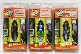 Wizard Magazine Buscema Stroman Johnson Toy Group